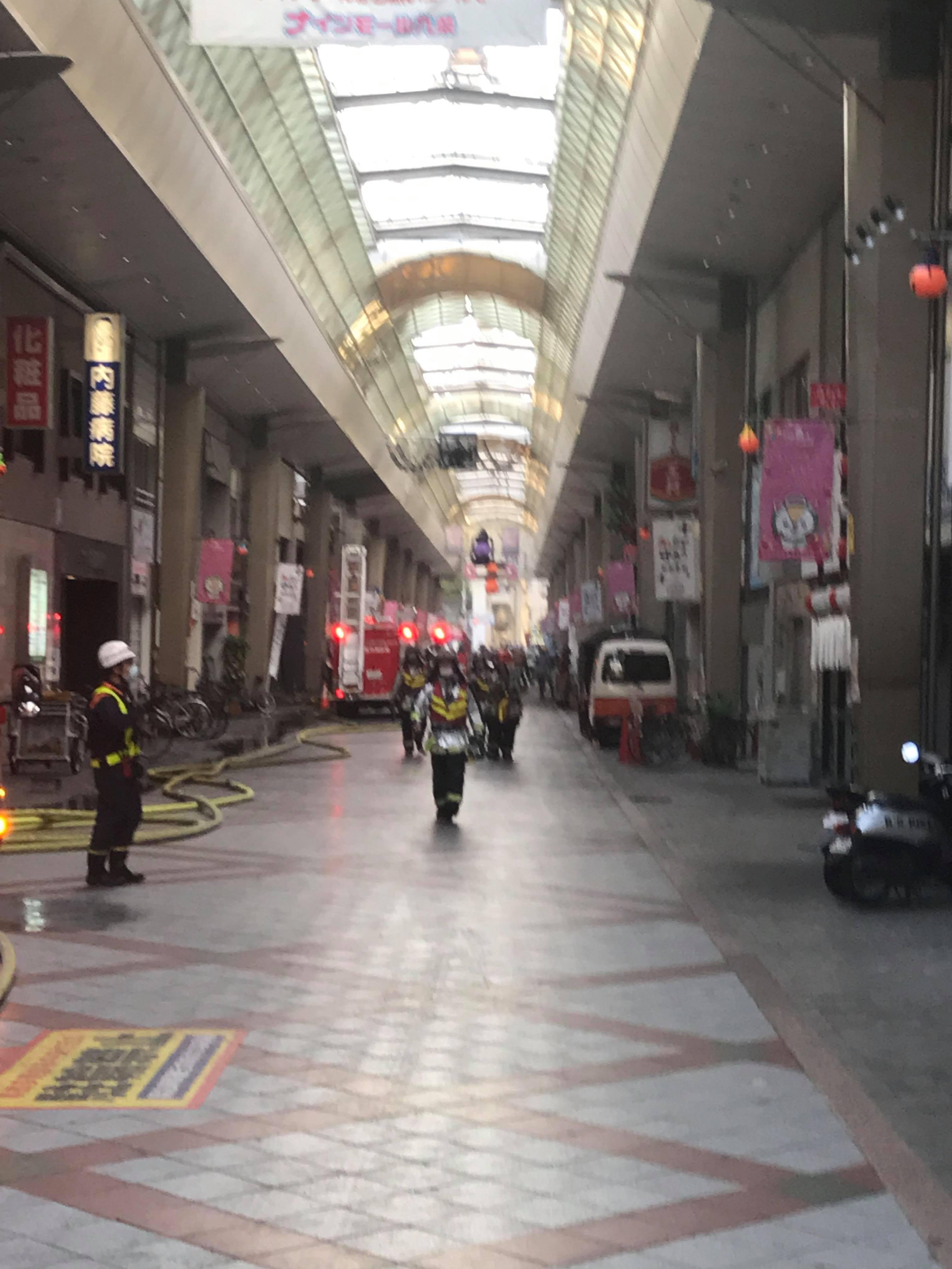 大阪市西区九条商店街10/09災害復興支援金のイメージその2