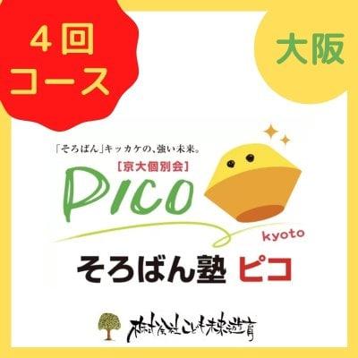 【月4回コース】そろばん塾ピコ 大阪