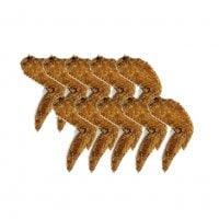 【全国発送】GALU-fried 自慢の手羽先 冷凍20本セット