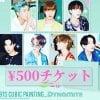 【現地払い専用】¥500チケット