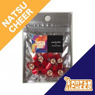 【NATSU CHEER CANDY】PAPABUBBLE for 夏チア オリジナルキャンディ