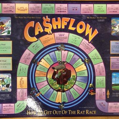 楽しく学ぶ【お金の勉強会】〜CASH FLOW〜 @zoom