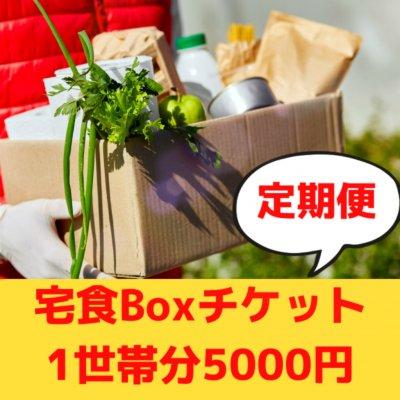 【毎月定期】宅食BOX 1世帯分5000円