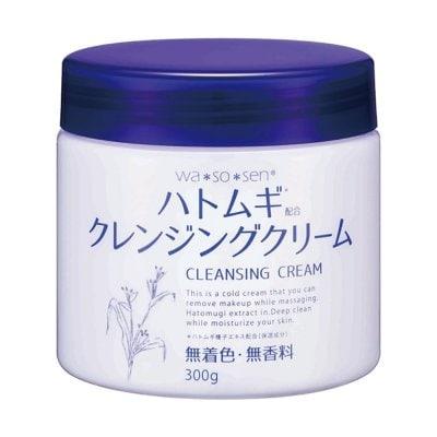 ハトムギクレンジングクリーム HATOMUGI CLEANSING CREAM