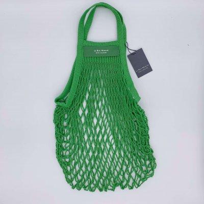 【送料無料】Bon marché / ボンマルシェ ネットバッグ  Light green