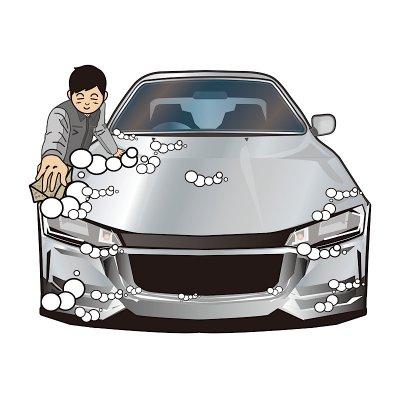 手洗い洗車チケット