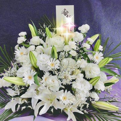 【お盆用】お供えの花ギフト・LLサイズ
