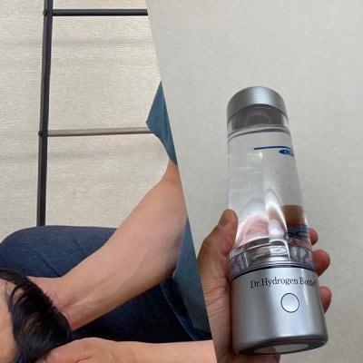 高濃度水素吸入付き ヘッドスパ 40分