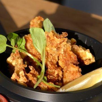 [単品]鶏セセリの唐揚げテイクアウト      ※当日予約の際は必ず店舗に電話でもご連絡ください。のイメージその1