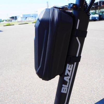 電動バイク用防雨バッグ(携帯電話、小物、標識交付証明書、自賠責保険証明書入れなどに便利)