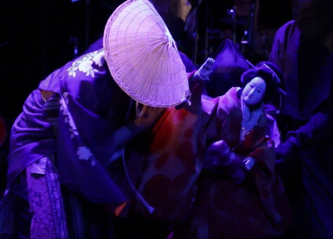 とりっくBunraku 「曾根崎心中」11月10・11日19時開演〜野方区民ホール(小学生以下:前売り/他チケットあり ) のイメージその5