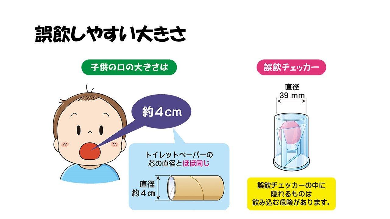乳幼児の窒息・異物誤飲の対応についての勉強会 9/19 21時〜のイメージその2
