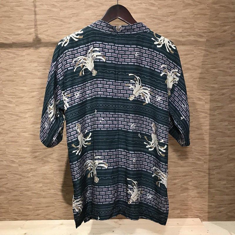 【着物リメイク】ワロハシャツ作ります!オリジナル商品 家で眠っている着物を活用しませんか?!のイメージその2