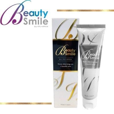 安心安全の国内生産/Beauty Smile(ビューティースマイル)歯磨き粉購入チケット