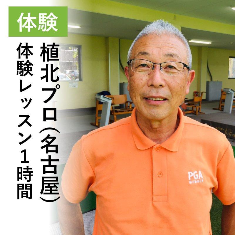 植北成美プロ/体験レッスン1時間/愛知県名古屋市のイメージその1