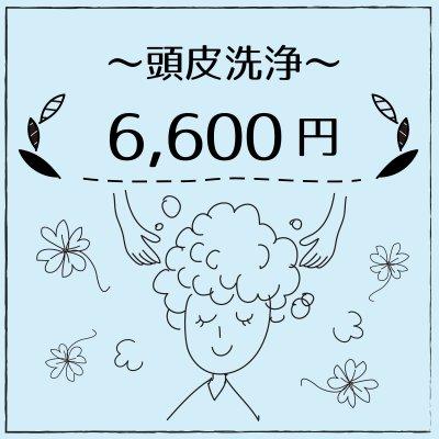【マリ美容室】〜頭皮洗浄チケット〜