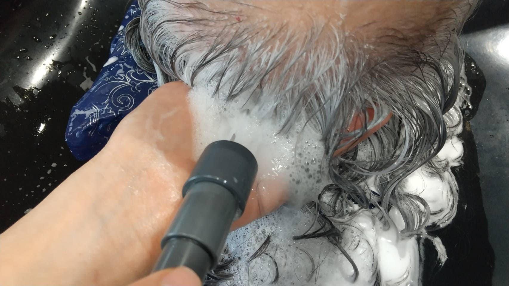 【マリ美容室】〜頭皮洗浄チケット〜のイメージその2