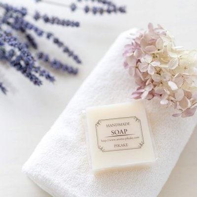 【高ポイント】素材にこだわったシンプルな洗顔石けん