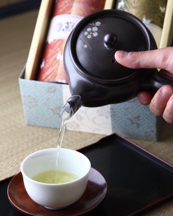 お茶処藤枝の老舗お茶屋がお伝えする、美味しいお茶の淹れ方教室のイメージその1