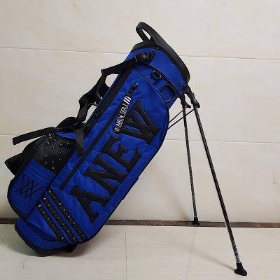ANEWスタンドバッグ 6044OG deep blue(カード払不可)