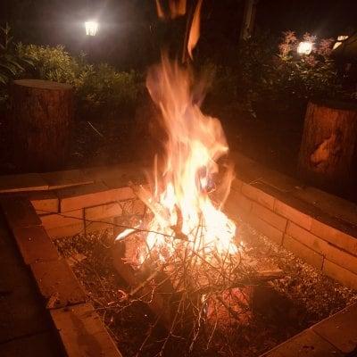 焚火ーセット