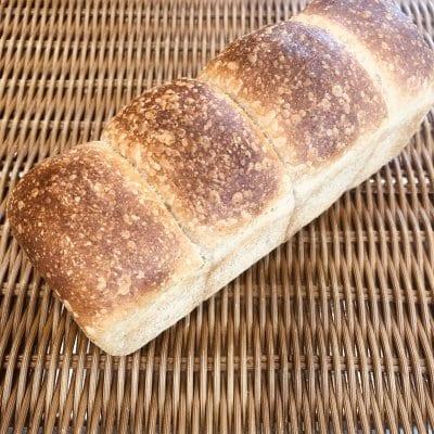 信州小麦の食パン