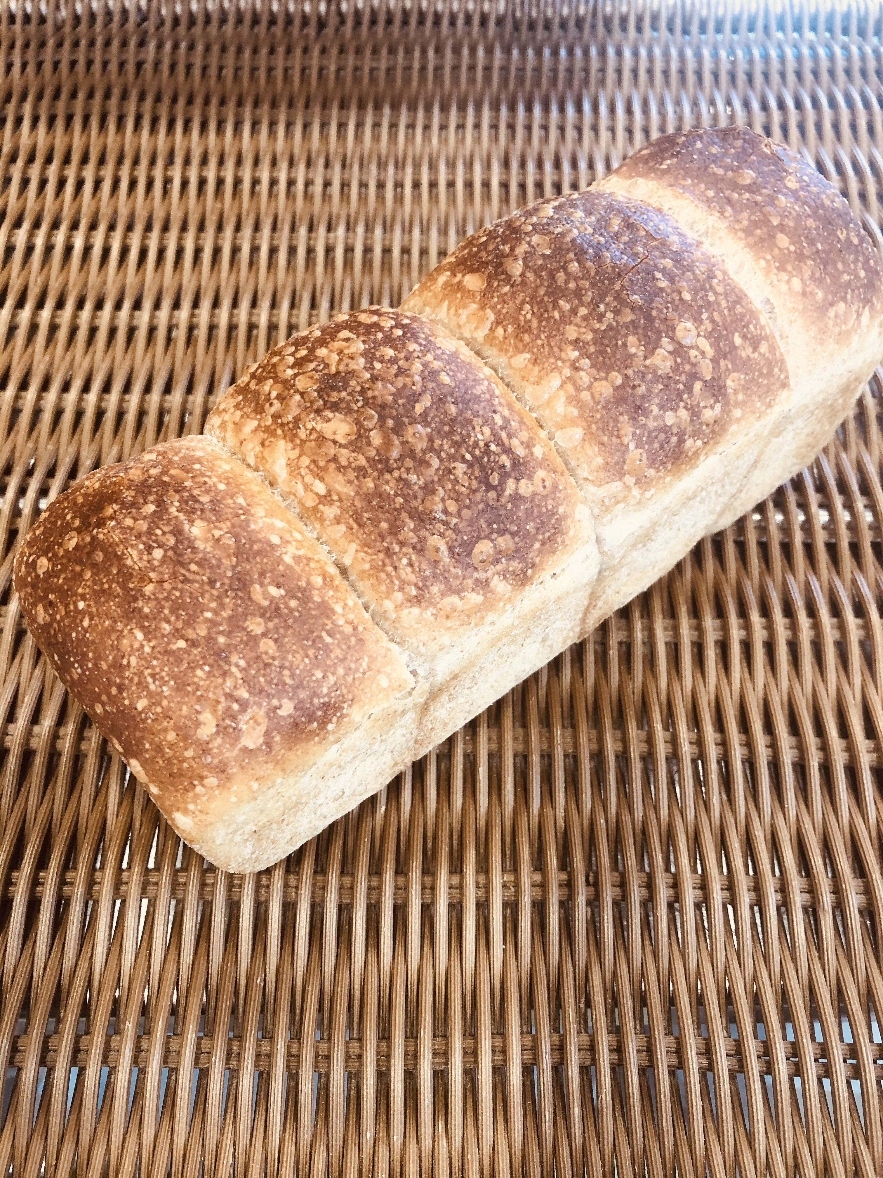 信州小麦の食パンのイメージその1