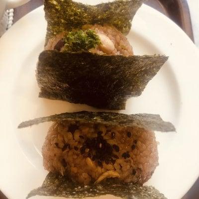 縄文発芽発酵おむすび(オーガニック玄米使用)単品