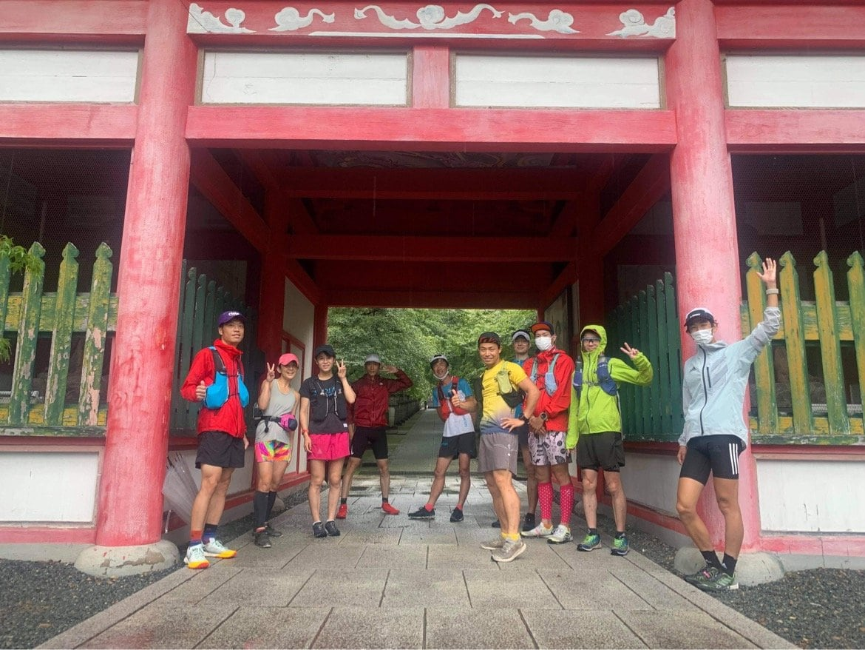 【「チームスカイ京都」メンバー限定】 11/7(日)安全山バーティカル 2km D+390m エキスパートコースのイメージその1