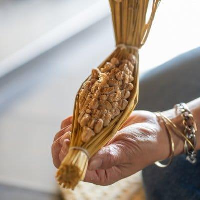 笑つと納豆手作りキット 黄大豆
