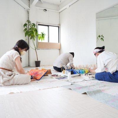 9/28お絵描きの会 inリッチコンタクト