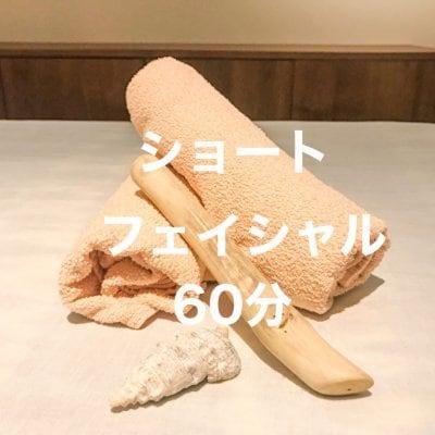ショートフェイシャル60分 \9,000
