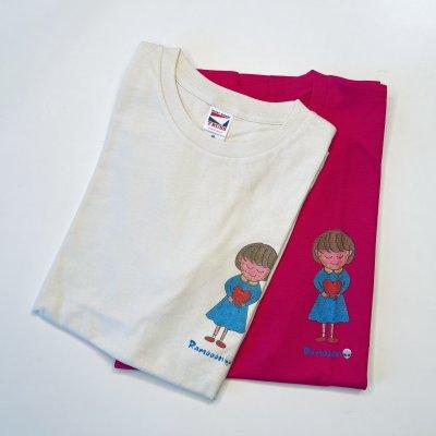 【女の子/Mサイズ】オリジナルTシャツ 男女兼用