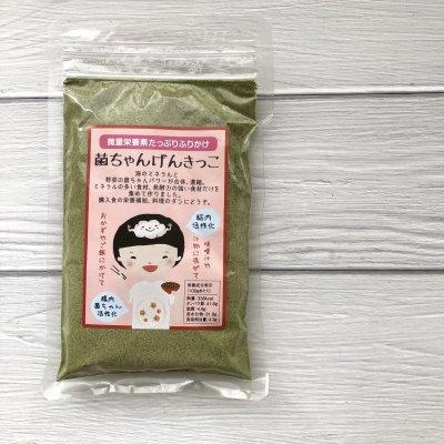 ☆入荷しました☆【大人気!!無農薬お野菜のふりかけ】菌ちゃんげんきっ...