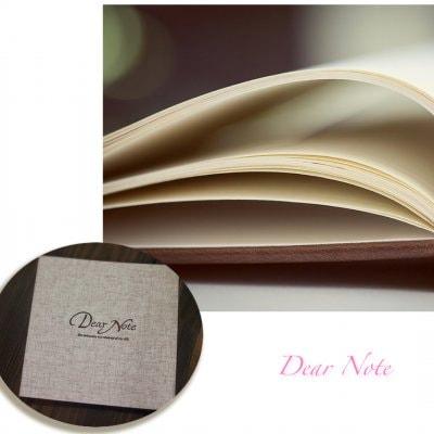 ー Dear Note ー ディアノート 親愛なるあなたに贈るノート