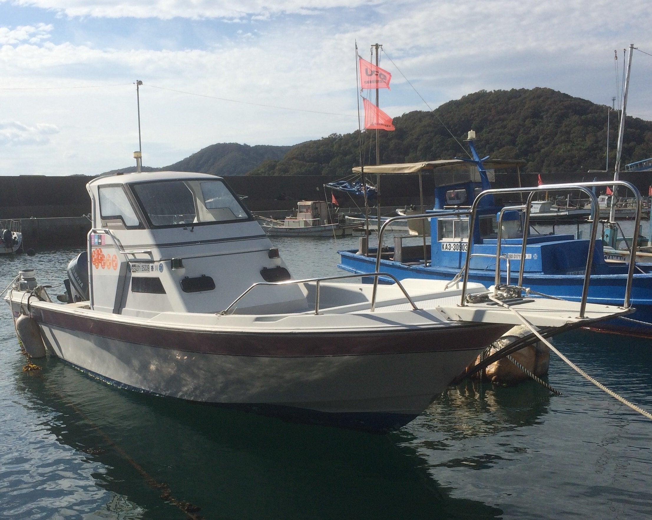 プレジャーボートレンタル 香川県小豆島発着【全日】一日コースのイメージその1