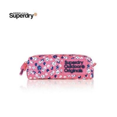 【ラスト1】Superdry:DEWBERRY PENCIL CASE