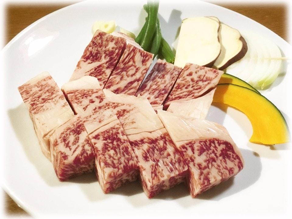 但馬牛ロースステーキ(約180g)定食