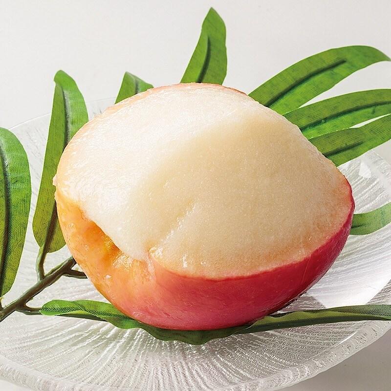 りんごシャーベット