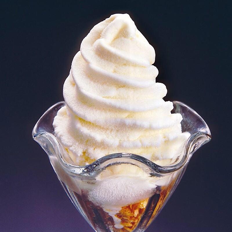 バニラソフトクリーム