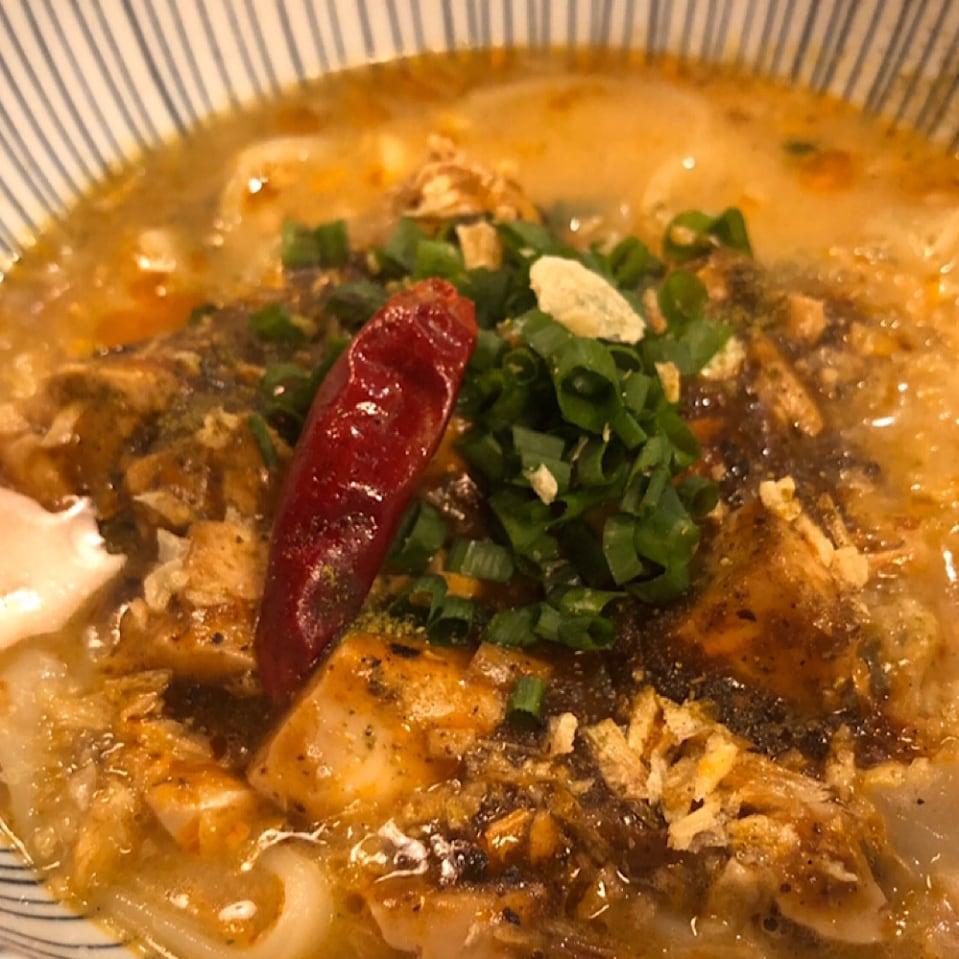 シビ辛まーぼー坦々麺
