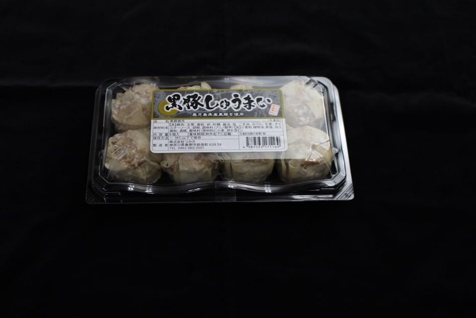 ジャンボ黒豚焼売 8個