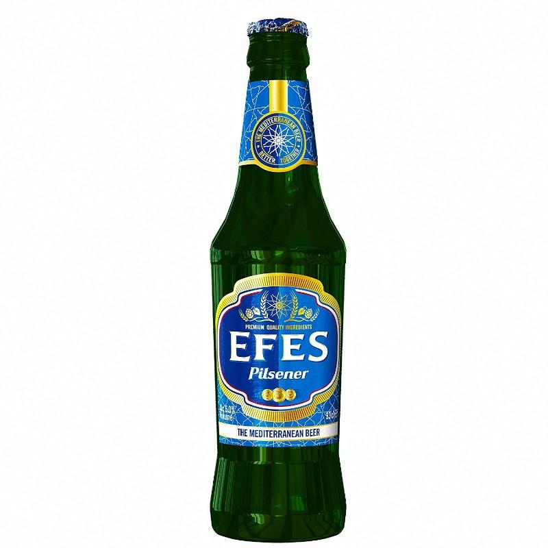 【TAKE OUT】トルコビール:エフェス 330ml