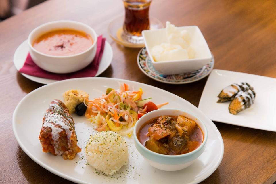 トルコ家庭料理3品セット