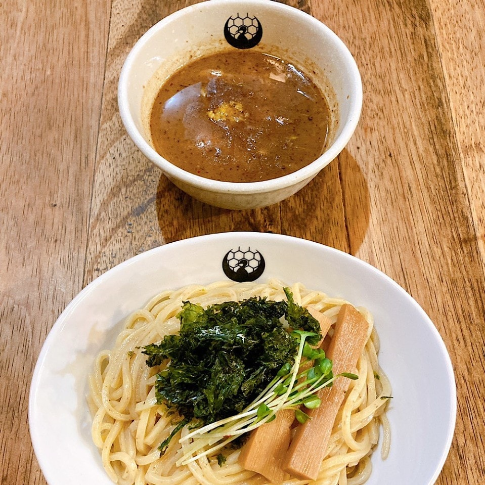 西京味噌坦々つけ麺