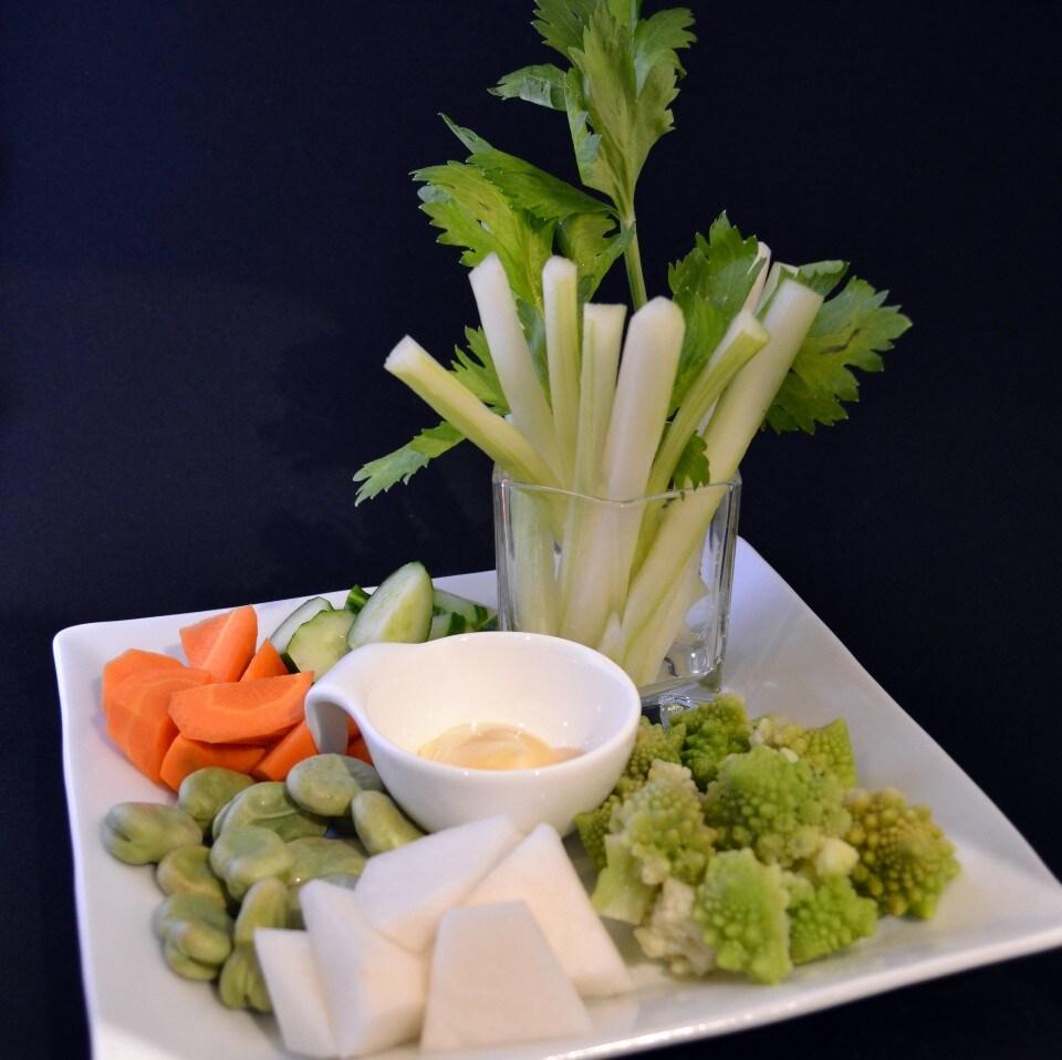 野菜色々ディップ