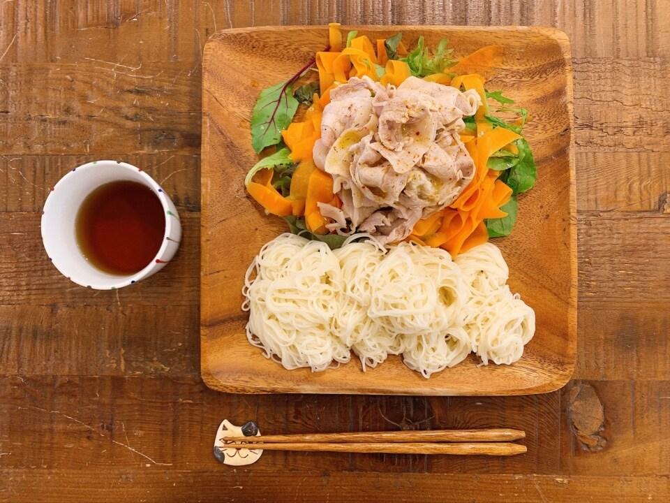 温野菜&豚しゃぶセット