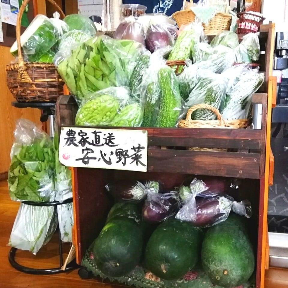 ZUMZUMの無農薬野菜