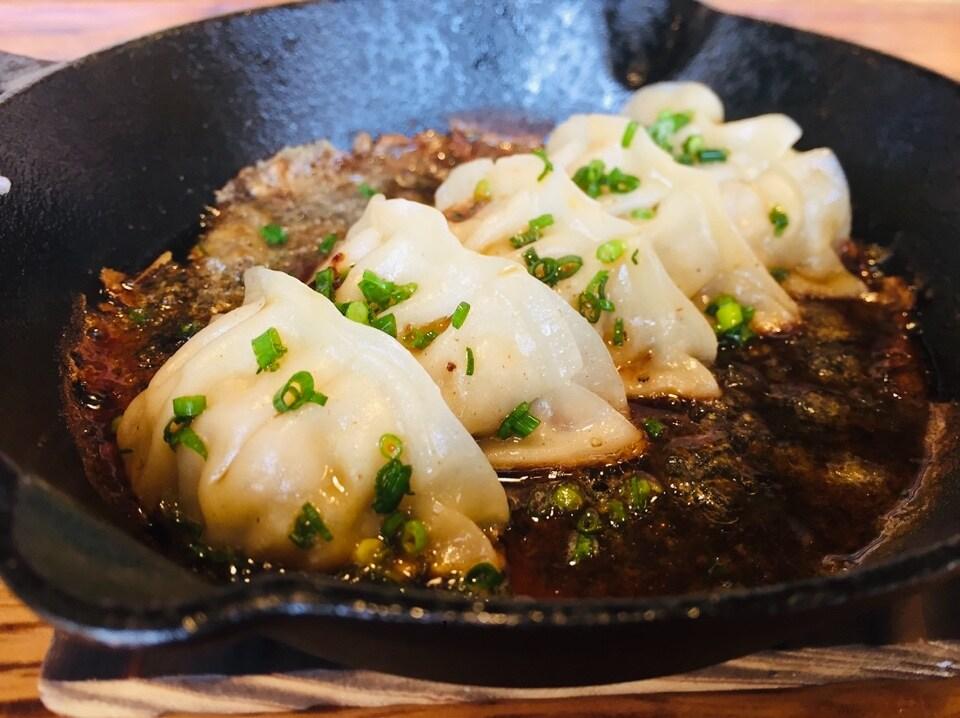 牛タン餃子5個