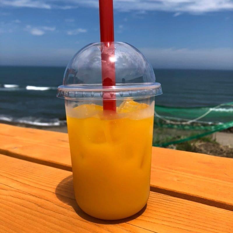 オレンジ・パイン・マンゴー・グレープフルーツ・マンゴー&パイン・コーヒー